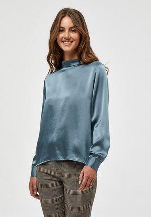 JUSTINE - Long sleeved top - blue zen