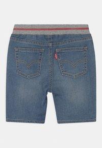 Levi's® - PULL ON - Denim shorts - dark-blue denim - 1