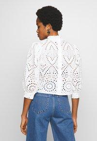 Rolla's - STEPHANIE BLOUSE - Button-down blouse - white - 2