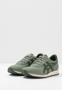 Onitsuka Tiger - NEW YORK - Trainers - burnt olive/pine tree - 2