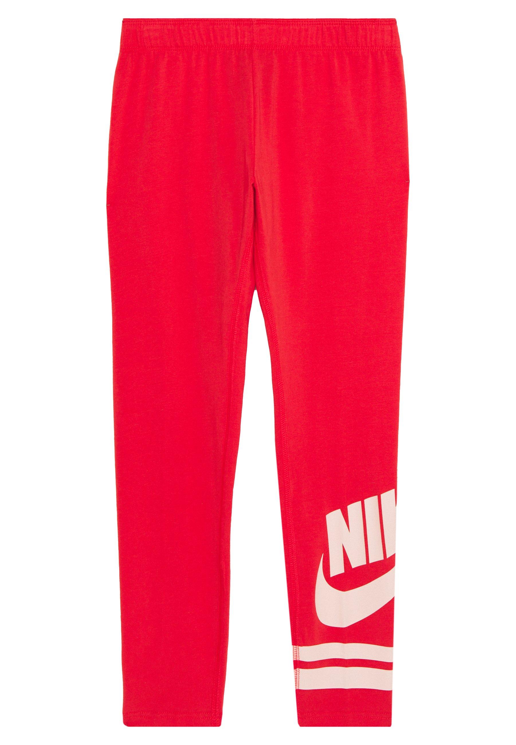 Nike Sportswear Favorite - Leggings Track Red/washed Coral