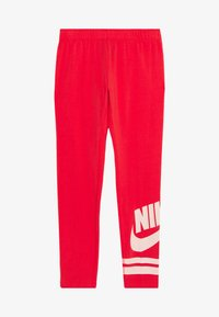 Nike Sportswear - FAVORITE  - Leggings - Trousers - track red/washed coral - 2