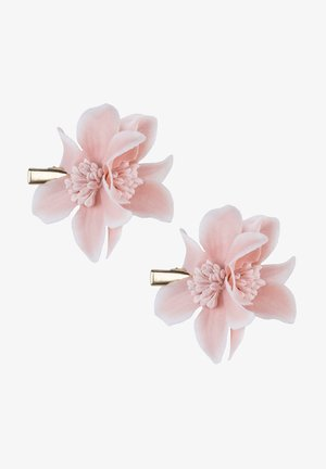 2 PACK - Hair styling accessory - rose