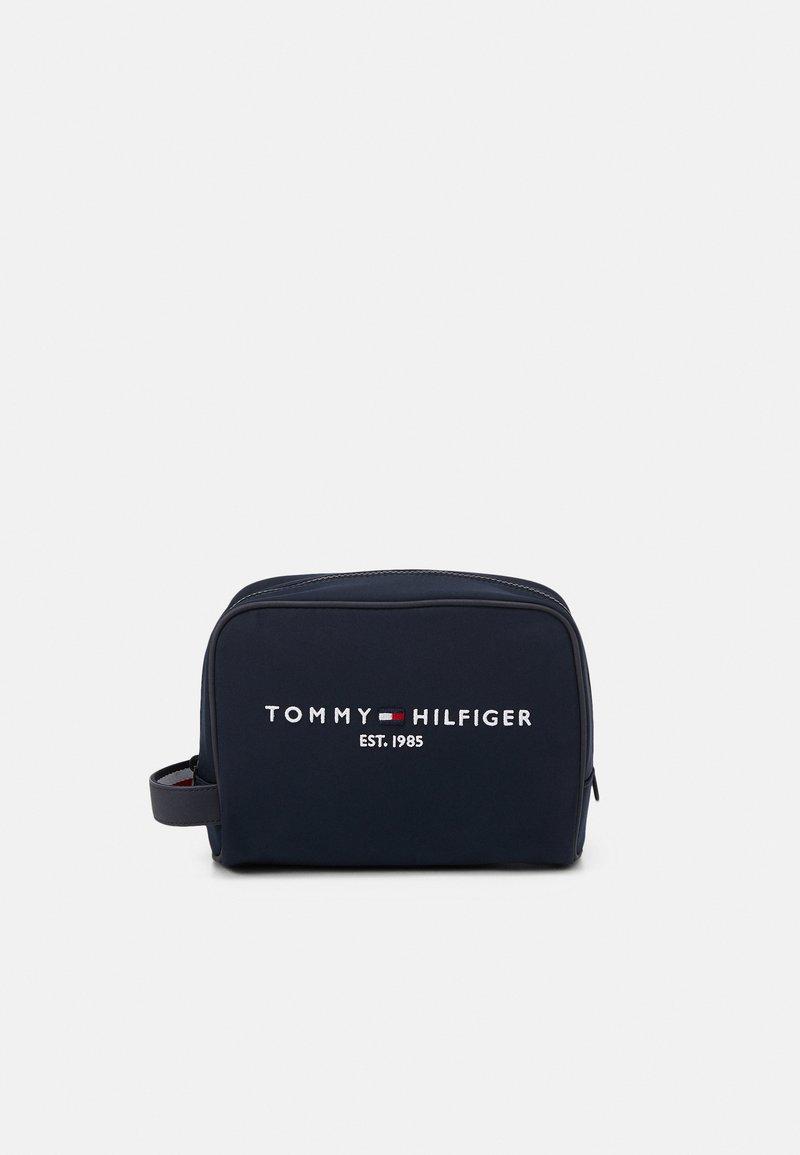 Tommy Hilfiger - ESTABLISHED WASHBAG - Travel accessory - blue