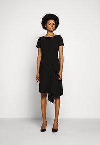 HUGO - KIBINA - Pouzdrové šaty - black - 0