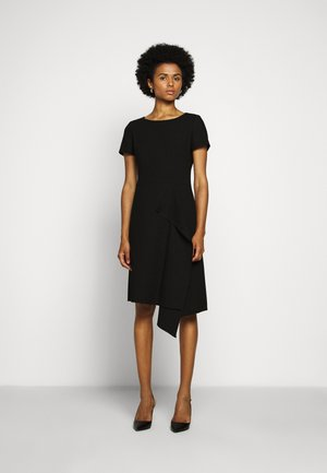 KIBINA - Shift dress - black