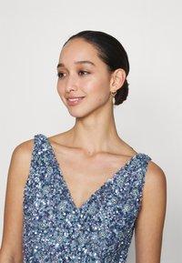 Lace & Beads - ALEXIS MAXI - Společenské šaty - blue - 3
