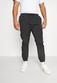 Brave Soul - Cargo trousers - black - 0