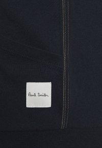 Paul Smith - MEN HOODIE TAPE ZIP - Strickjacke - dark blue - 2