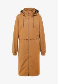Columbia - FIRWOOD™ LONG JACKET - Waterproof jacket - light elk - 6