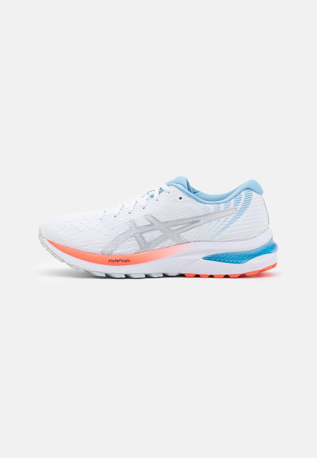 GEL-CUMULUS 22 - Neutral running shoes - white/pure silver