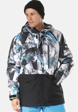 MISSION  - Snowboardjas - black
