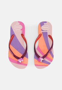 Havaianas - GLITTER COLOR - Sandalias de dedo - candy pink - 3
