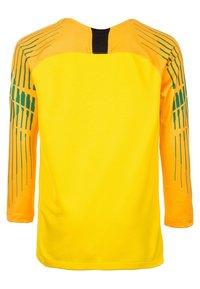 Nike Performance - GARDIEN II - Goalkeeper shirt - yellow - 1