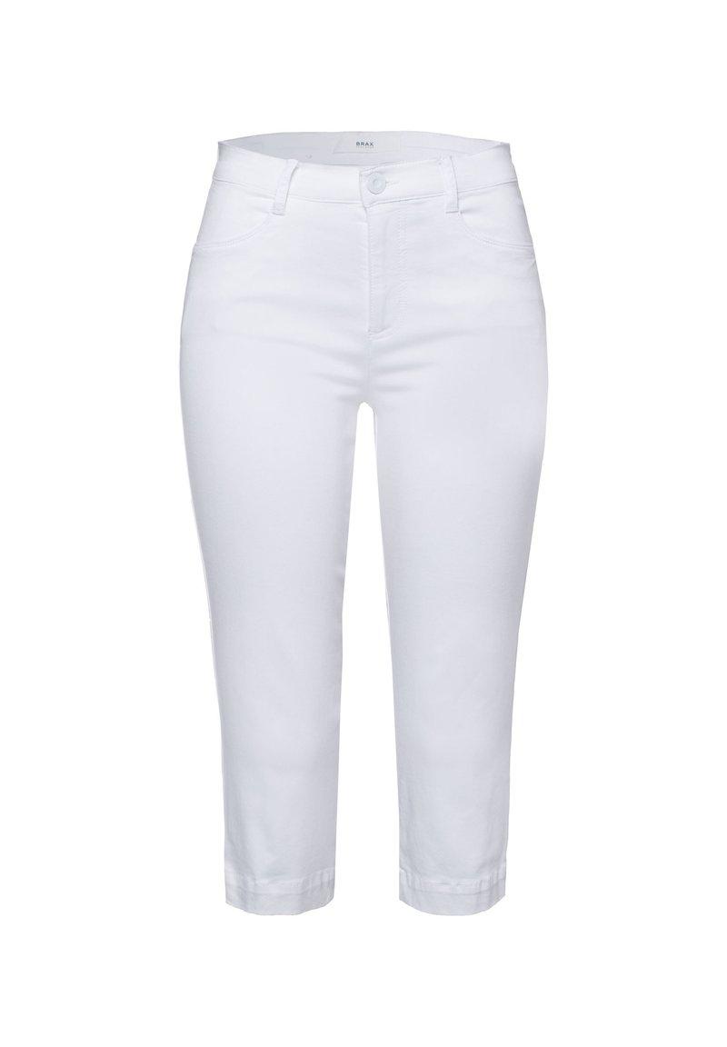 BRAX - STYLE SHAKIRA C - Trousers - white