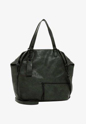 CHELSY - Tote bag - darkgreen 933