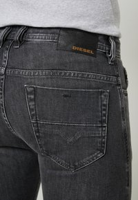 Diesel - THOMMER-X - Jean slim - grey denim - 5