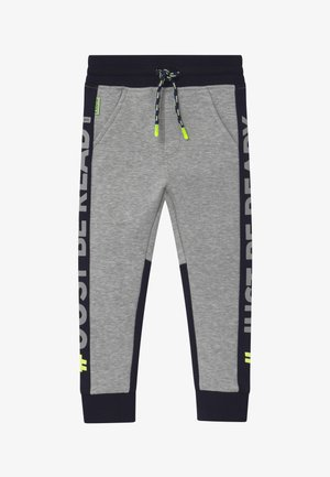KID - Tracksuit bottoms - grey/midnight