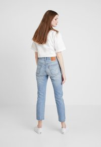 Levi's® - 501® CROP DIAMOND IN THE ROUGH 501 CROP - Jeansy Straight Leg - rough 501 crop - 2