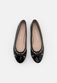 Dorothy Perkins - PIPPA SCALLOP  - Ballerina - black - 5