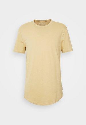 UNISEX - Basic T-shirt - tan