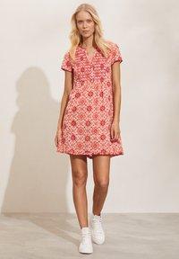 Odd Molly - MYRTLE - Day dress - pink fudge - 2