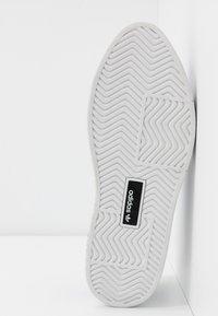 adidas Originals - SLEEK SUPER - Sneakers laag - royal blue/offwhite/glow blue - 6