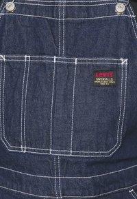 Levi's® - OVERALL - Salopette - dark indigo - 6