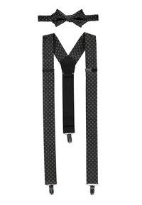 LERROS - SET - Belt business - black - 1