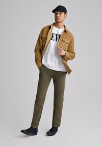 Levi's® - XX CHINO SLIM FIT II - Chinos - bunker olive shady - 1