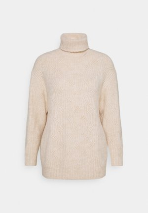 PARISA - Pullover - white dusty