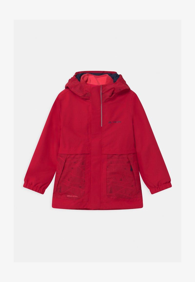 Vaude - CAMPFIRE GIRLS 2-IN-1  - Outdoor jacket - crocus pink
