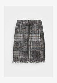 Pieces - PCJULIA SKIRT - Mini skirt - black - 0
