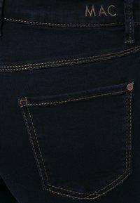 MAC Jeans - MELANIE - Straight leg jeans - dark rinsed - 9