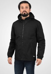 Solid - TOLDEN - Outdoor jacket - black - 0
