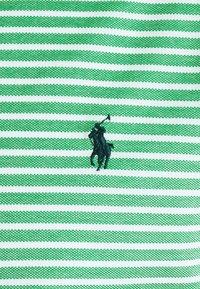 Polo Ralph Lauren - OXFORD - Polotričko - golf green/white - 6