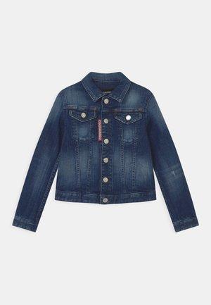 UNISEX - Denim jacket - denim