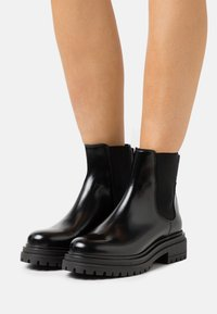 HUGO - ALPHA - Classic ankle boots - black - 0