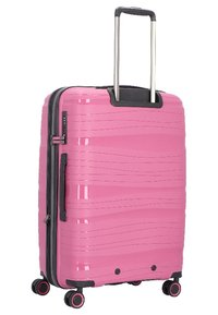 Travelite - MOTION 4-ROLLEN  - Luggage - pink - 1