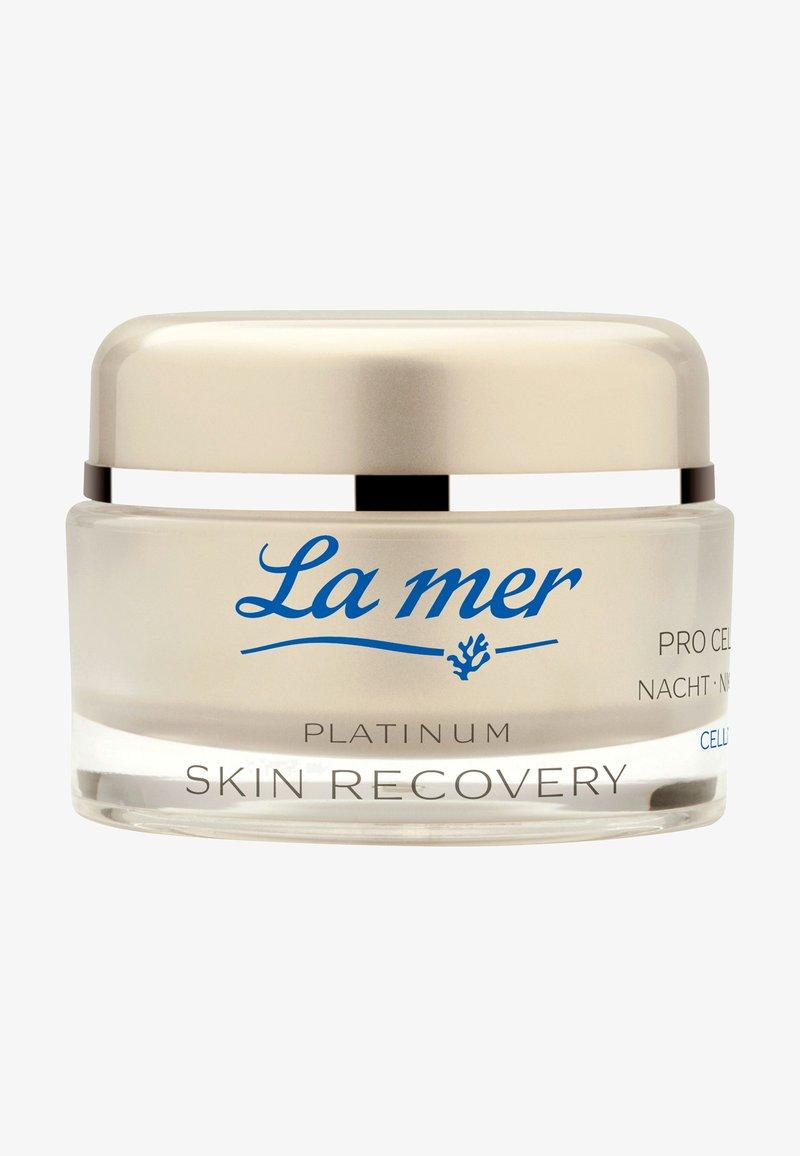 La mer - LA MER NACHTCREME PLATINUM SKIN RECOVERY PRO CELL NACHTCREME - Night care - -