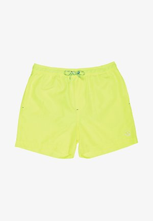 Zwemshorts - yellow fluo