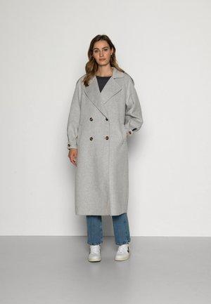 DADOULOVE - Classic coat - polar melange