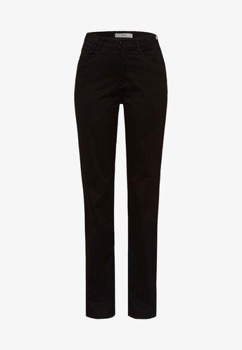 CAROLA - Slim fit jeans - black