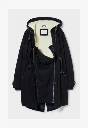 2in1 Coat - Płaszcz zimowy - dark blue