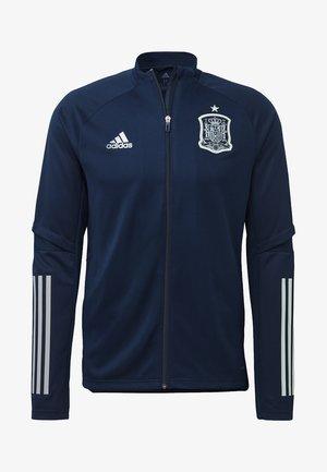 SPAIN FEF TRACK JACKET - Oblečení národního týmu - collegiate navy