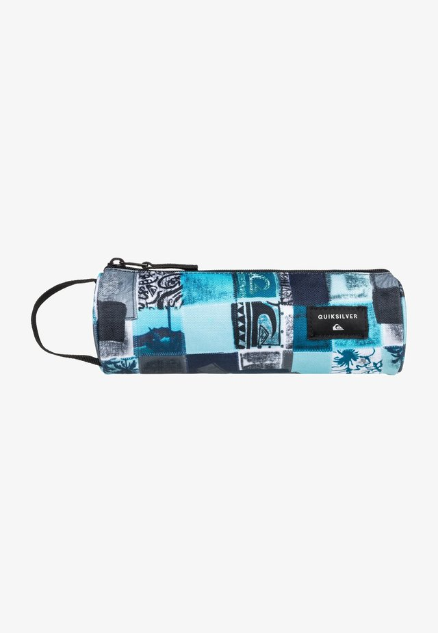 Pencil case - blue atoll