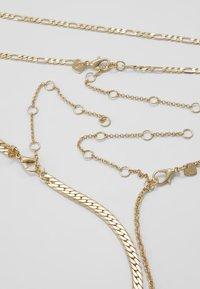 ALDO - QOLIA 3 PACK - Necklace - gold-coloured - 2