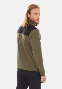 The North Face - GLACIER SNAP - Fleece jumper - green - 1