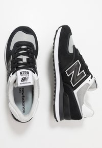 New Balance - ML574 - Sneakers - black/white - 1