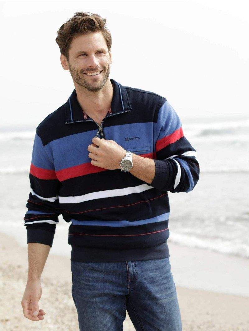 Babista - Sweatshirt - marineblau,royalblau